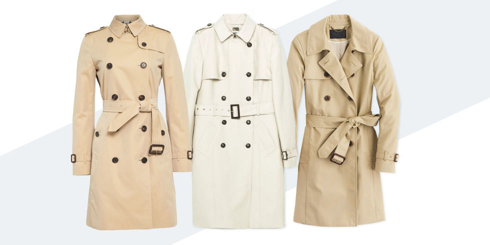 Different Types of Trench Coat – Trendy View